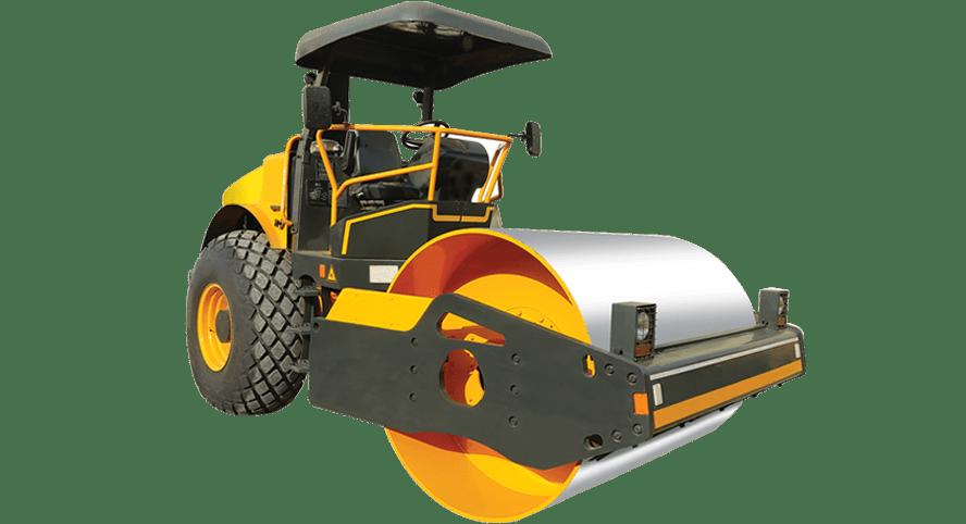 compactador obras públicas